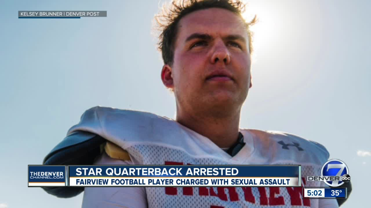 Star QB accused of sexual assault