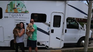 Shorewood couple selling everything to travel country in RV indefinitely