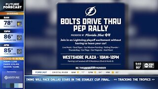 Lightning heading to Stanley Cup Final