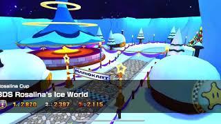 NEW Rosalina Tour Track - Rosalina's Ice World | Mario Kart Tour