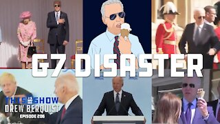 Media Portrays Biden's First Trip Overseas As Success, But It Was An Unmitigated Disaster! | Ep 206
