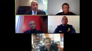 Black police chiefs debate 'Building One America'