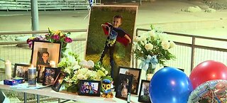 Family talks about little boy killed in fire