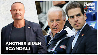 Ep. 1625 The Daily Mail Blows The Lid Off The Biden Scandal - The Dan Bongino Show