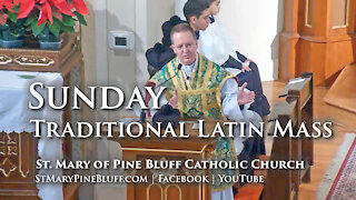 Sermon for the Second Sunday After Epiphany, Jan. 17, 2021 (TLM)