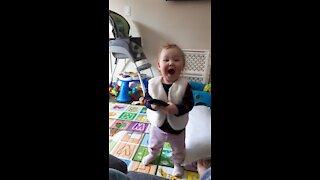 BABY DJ - BABY DANCE VIDEO
