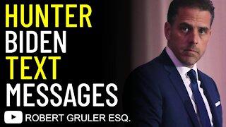 Hunter Biden Text Messages