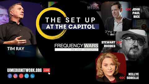 The Set Up at the Capitol | with Stewart Rhodes, Kellye SoRelle, and John Paul Rice
