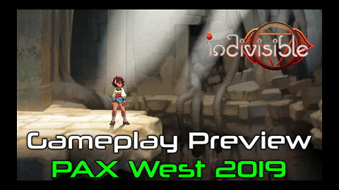 Indivisible Gameplay | PAX West