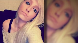 Murdered woman's family disturbed by suspect's Facebook post