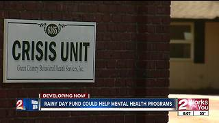 House lawmakers work to fund mental health services in Oklahoma
