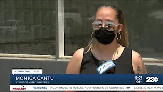 Business closes due to pandemic, past clients left with questions