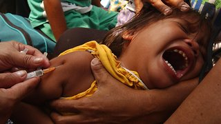 Philippine Health Officials Raise 'Red Flag' Over Measles Outbreak