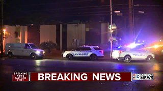 Police investigating second deadly shooting at same NLV apartment complex
