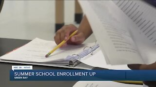 Summer School Enrollment