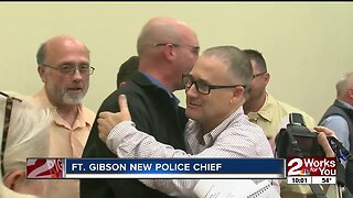 Fort Gibson hires new police chief