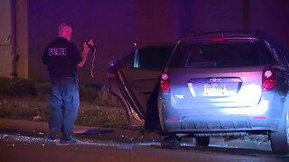 Police investigating triple shooting