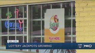 Powerball Jackpot is over 200 Million Dollars