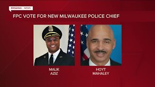 Candidates tie for 2nd time in vote for next Milwaukee police chief