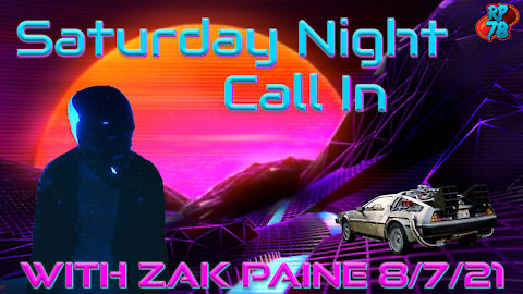 Saturday Night Call In Special - Special Guest is YOU