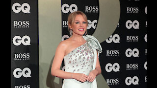 Kylie Minogue not engaged to Paul Solomons