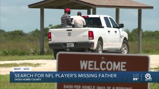 Search continues for father of Bengals player in Okeechobee County