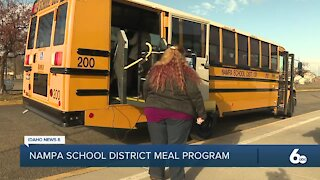 Nampa School District continues its summer meal program through the winter season