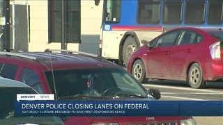 Denver police will restrict Federal Boulevard, add more officers this weekend