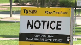 Towson residents concerned about potential spread of COVID-19 from college students