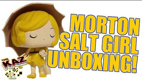 Morton Salt Girl Funko Pop Unboxing