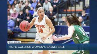 WXYZ Senior Salutes: Hope College women's basketball