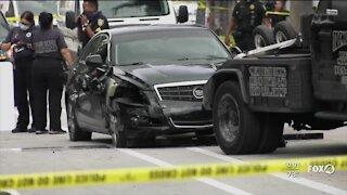 Lehigh Acres teen leads police on chase through Miami