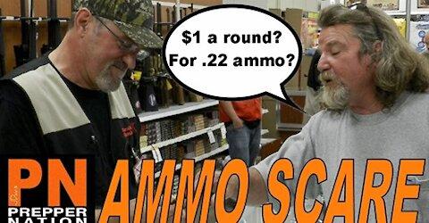 Greyman has Merch but America has No Ammo