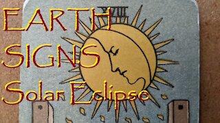 Taurus Virgo Capricorn June 2021 Solar Eclipse Tarot Reading