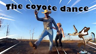 TITLE THE COYOTE DANCE