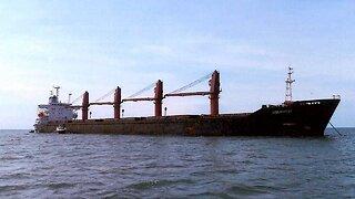 U.S. Awarded Possession Of North Korean Cargo Ship