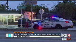 New Details on Officer-Involved Shooting in Fort Myers
