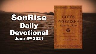 Daily Devotional   06-05-2021