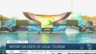 Report on state of local tourism