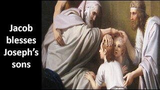 Bible Study Genesis Chapter 48 Explained
