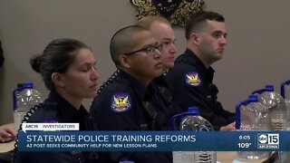 Significant police training reform coming soon, per AZ POST