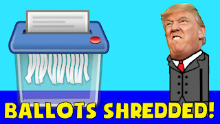 Shredded Ballots Found