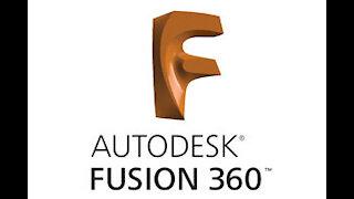 Fusion 360 tutorial Season 1, Episode 1