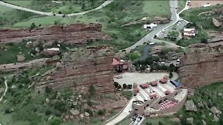 Red Rocks planning four more show this week to wrap season
