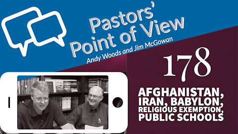 Pastors Point of View 178 Prophecy Update with Andy Woods