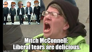 Mitch McConnell: Leftist mobs cannot intimidate us
