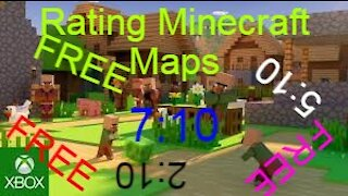 Rating: Minecraft Infinite Parkour