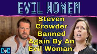 EVIL WOMEN ARE SCREWING EVERYTHING UP