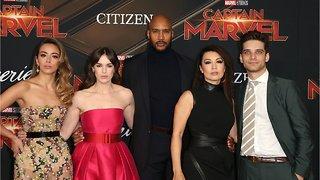 'Captain Marvel' Breaks Box Office Records