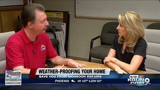 Weather-Proofing Your Home
